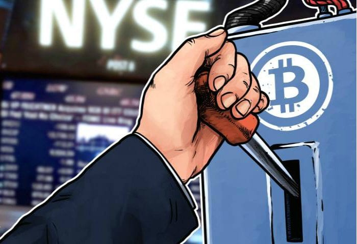 The owner of the new york stock exchange is mulling letting the owner of the new york stock exchange nyse is mulling letting customers buy and hold bitcoin the new york times reported late monday may 7 ccuart Choice Image