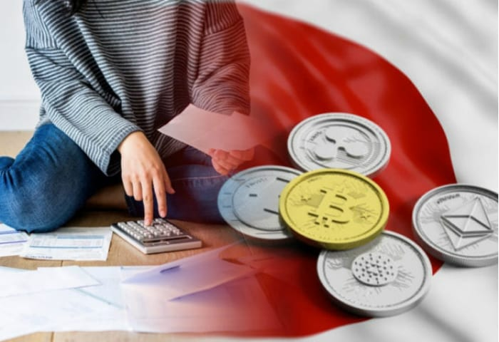 cryptocurrency taxes japan