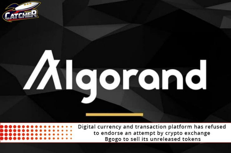 Digital currency and transaction platform has refused to