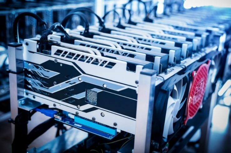 cryptocurrency mining with old hardware