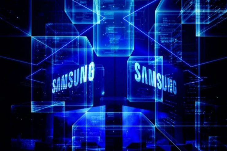 Samsung announced the release of its blockchain and decentralized