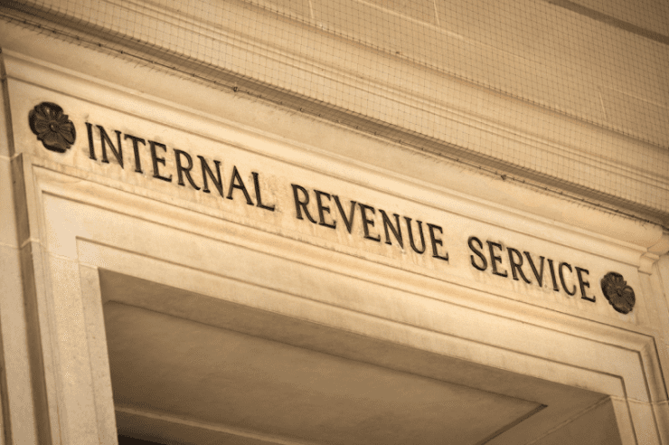 irs cryptocurrency letter